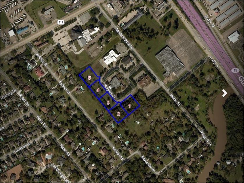 Hughes Court near I-45 San Leon, TX 77539 - alt image 3
