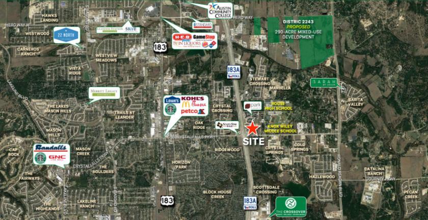 10745 East Crystal Falls Parkway Leander, TX 78641 - alt image 2