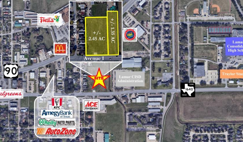 3801 Avenue I Rosenberg, TX 77471 - main image