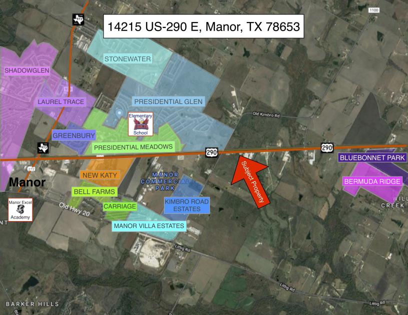 14215 U.S. 290 Manor, TX 78653 - main image