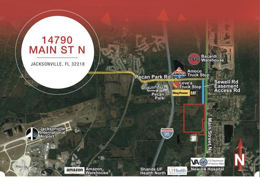 14790 North Main Street Jacksonville, FL 32218 - main image