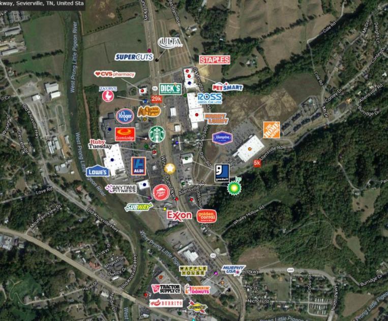534 Winfield Dunn Parkway Sevierville, TN 37876 - alt image 3