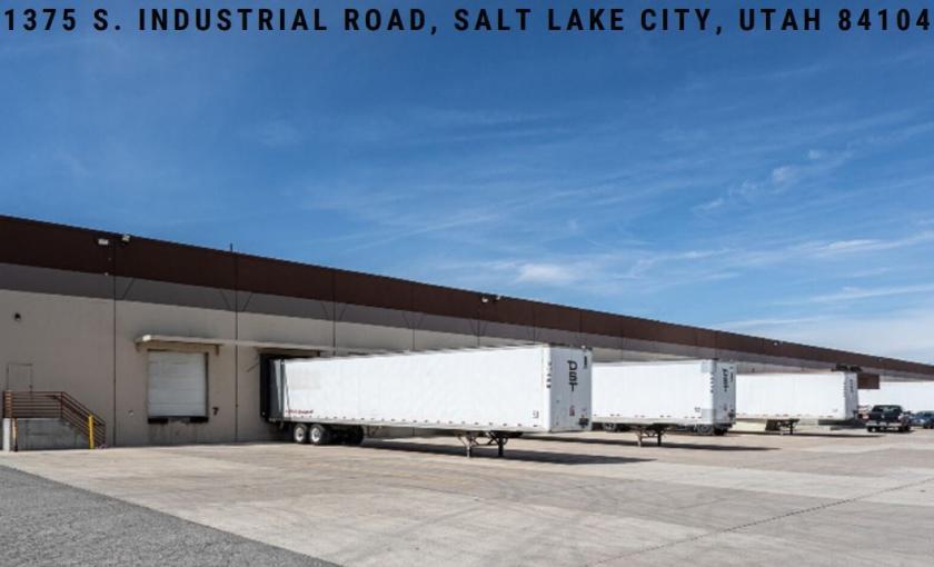 1375 Industrial Road Salt Lake City, UT 84104 - main image