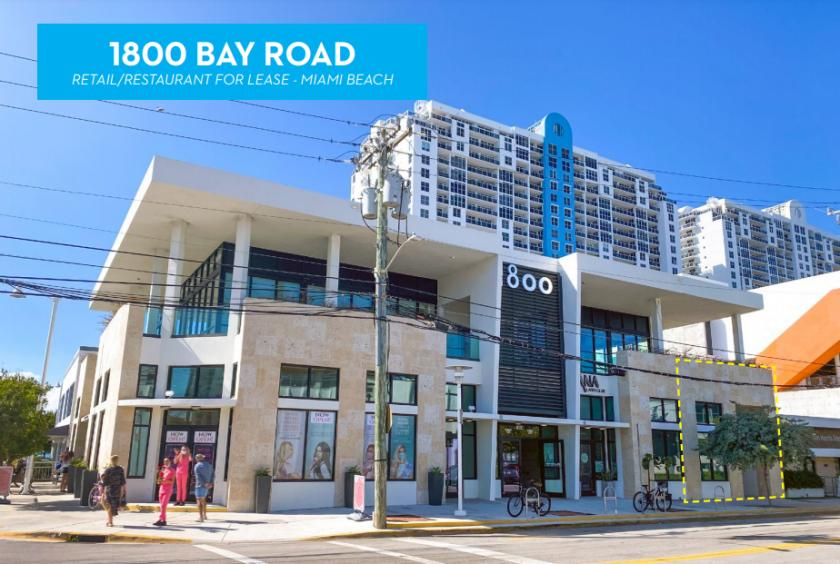 1800 Bay Road Miami Beach, FL 33139 - main image
