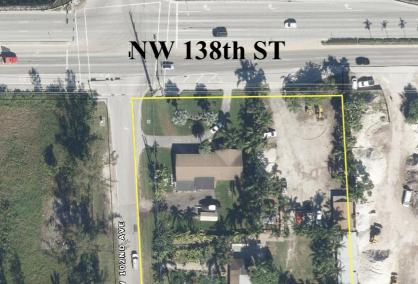 10188 Northwest 138th Street Hialeah, FL 33018 - main image