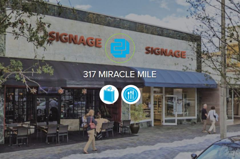 317 Miracle Mile Coral Gables, FL 33134 - main image