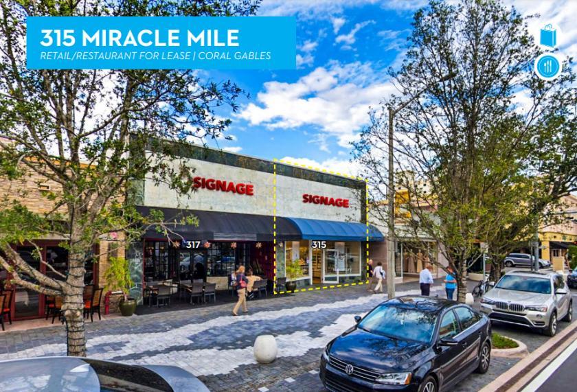 315 Miracle Mile Coral Gables, FL 33134 - main image