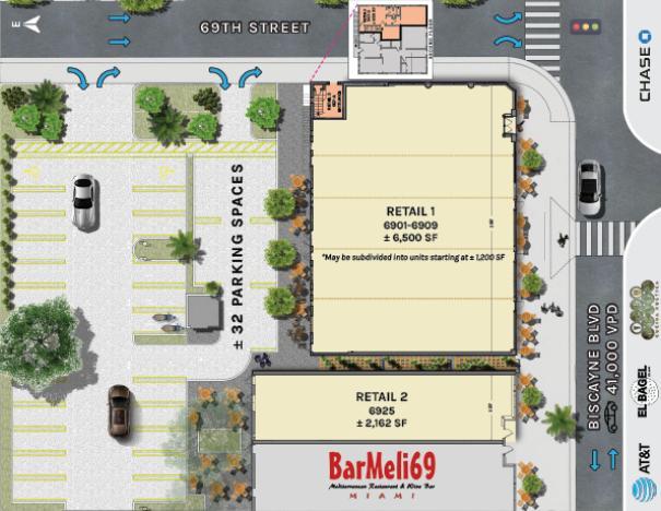 6901 Biscayne Boulevard Miami, FL 33138 - alt image 2