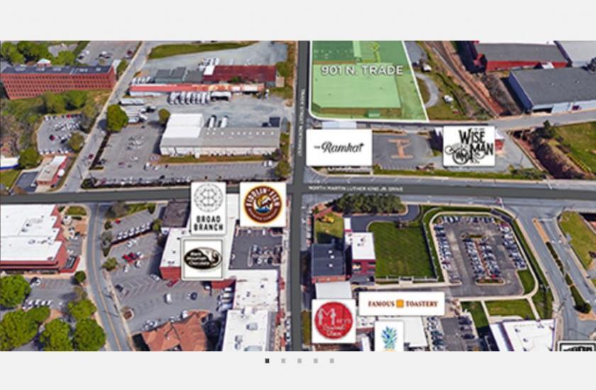 901 Trade Street Northwest WinstonSalem, NC 27101 - main image