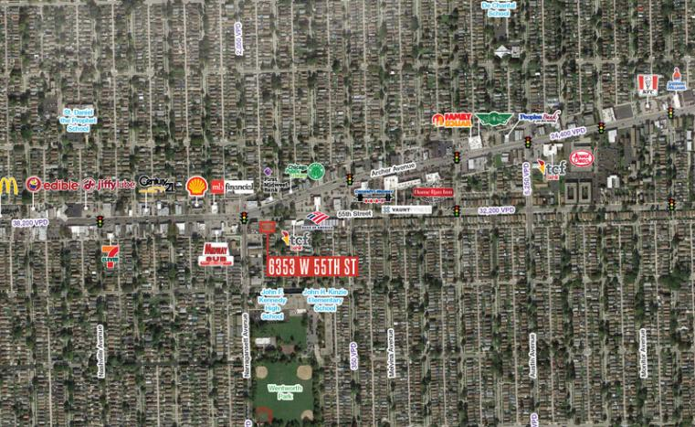 6353 West 55th Street Chicago, IL 60638 - main image