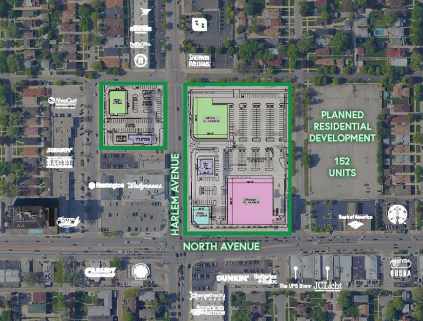 1601 North Harlem Avenue Chicago, IL 60707 - main image
