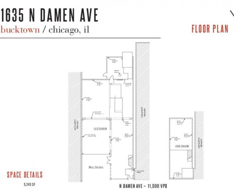1635 North Damen Avenue Chicago, IL 60647 - alt image 2