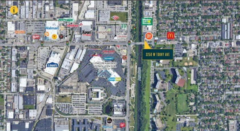 3250 West Touhy Avenue Chicago, IL 60645 - main image