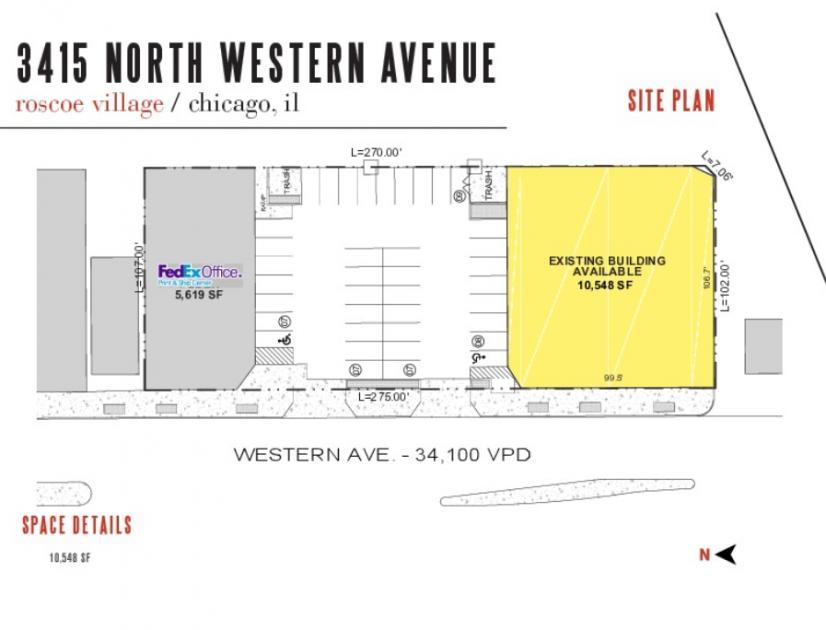 3415 North Western Avenue Chicago, IL 60618 - alt image 2
