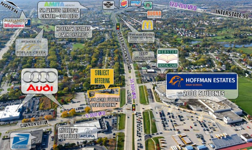 1400 Gannon Drive Hoffman Estates, IL 60169 - alt image 3