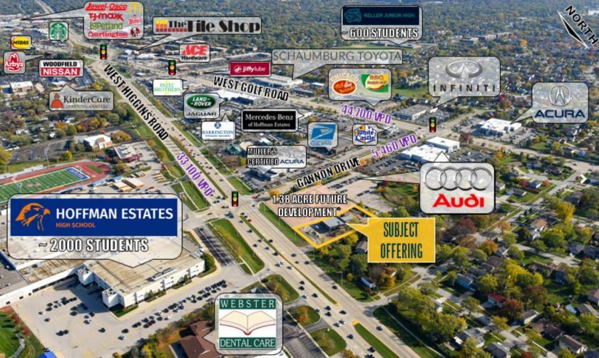 1400 Gannon Drive Hoffman Estates, IL 60169 - alt image 4