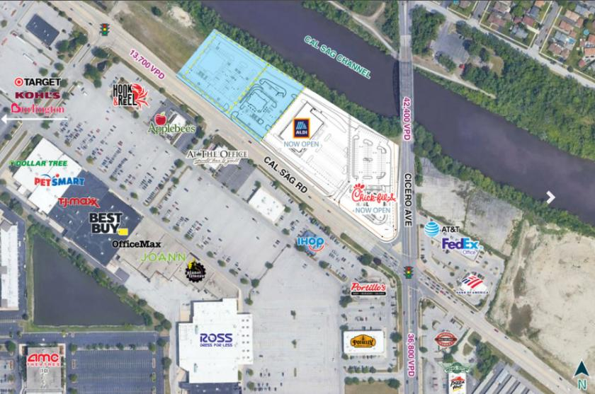 13050 South Cicero Avenue Crestwood, IL 60418 - main image