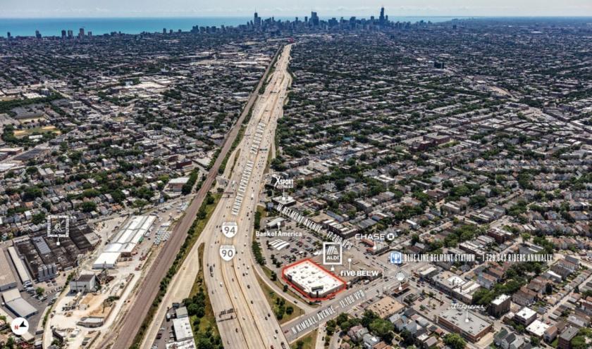 3262 West Belmont Avenue Chicago, IL 60618 - main image
