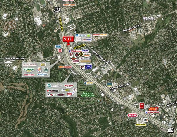 13501 Research Boulevard Austin, TX 78750 - alt image 2
