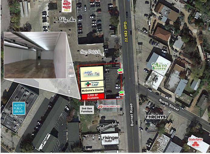 5200 Burnet Road Austin, TX 78756 - alt image 3