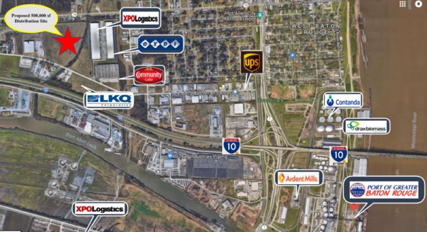 2070 Commercial Dr Port Allen, LA 70767 - alt image 3