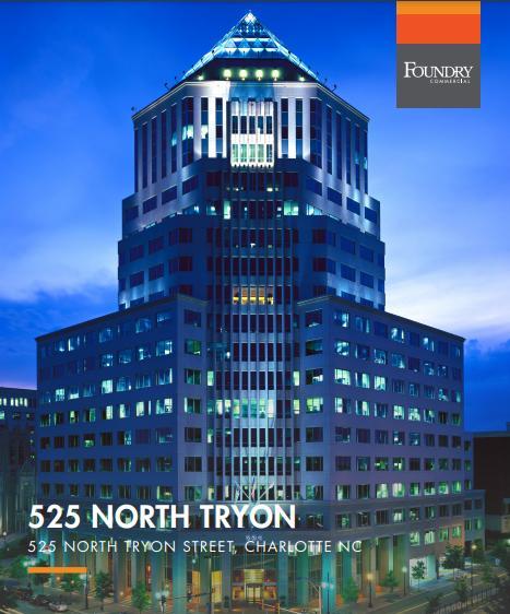 525 North Tryon Street Charlotte, NC 28202 - main image