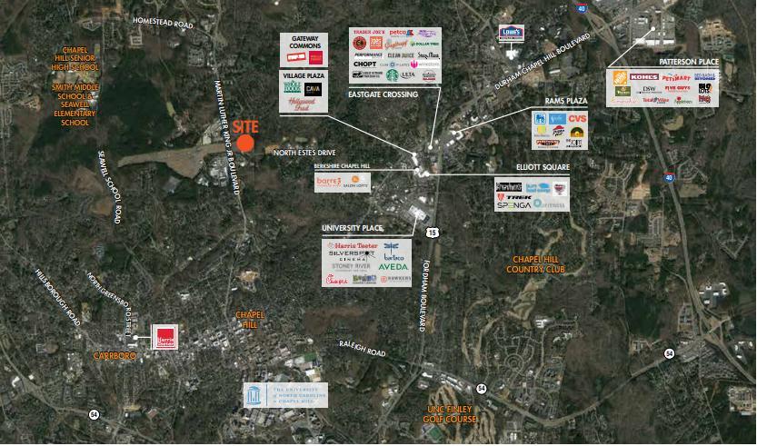 825 N Estes Dr Chapel Hill, NC 27514 - alt image 2