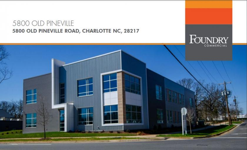 5800 Old Pineville Road Charlotte, NC 28217 - main image