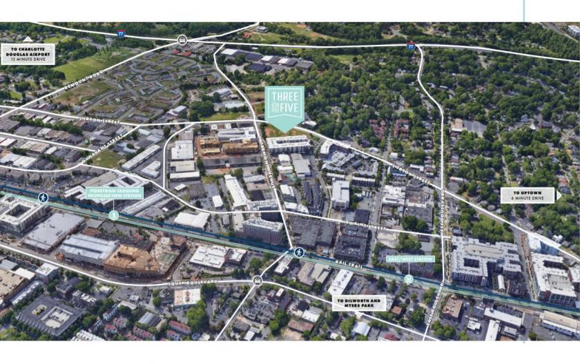 2001 South Tryon Street Charlotte, NC 28203 - alt image 3