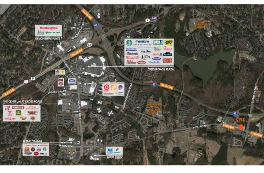 3800 Tryon Road Raleigh, NC 27606 - main image