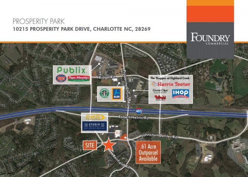 10215 Prosperity Park Drive Charlotte, NC 28269 - main image