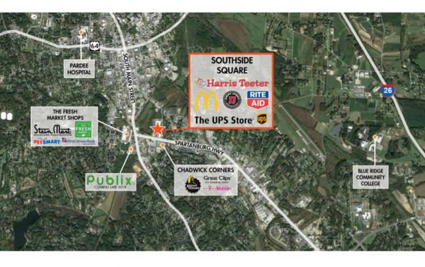 636 Spartanburg Highway Hendersonville, NC 28792 - alt image 3