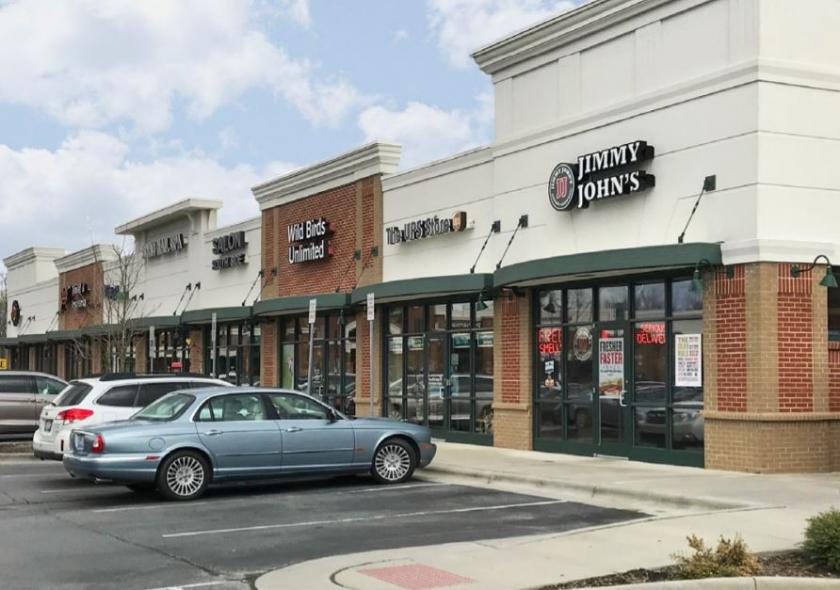 636 Spartanburg Highway Hendersonville, NC 28792 - main image