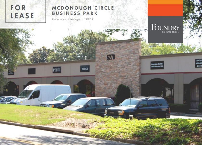 6320 McDonough Drive Northwest Norcross, GA 30093 - main image