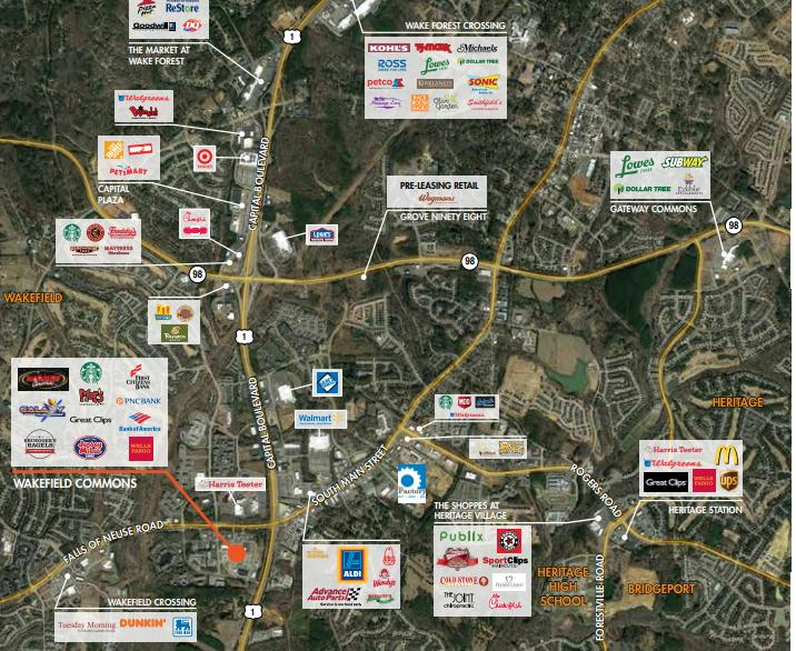 14460 Falls of Neuse Road Raleigh, NC 27614 - alt image 2