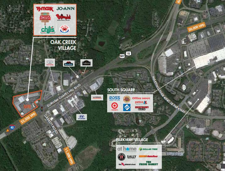 4600 Durham-Chapel Hill Boulevard Durham, NC 27707 - alt image 2