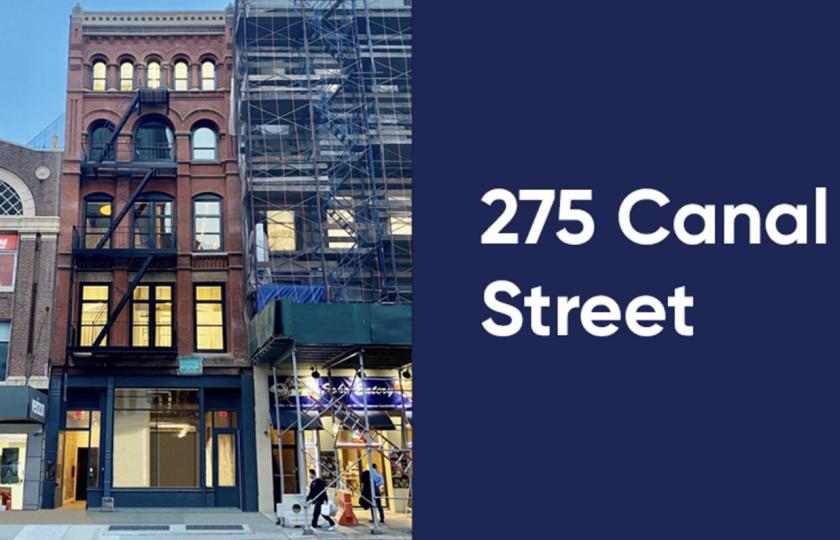 275 Canal Street New York, NY 10013 - main image