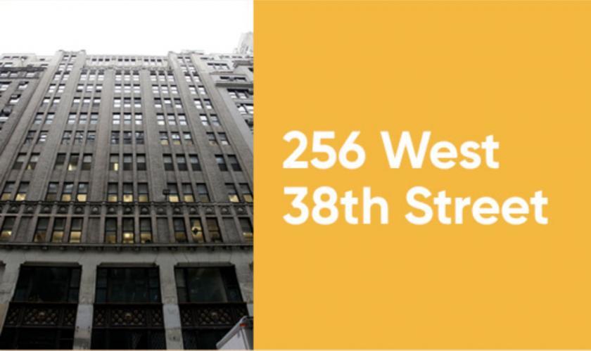 256 West 38th Street New York, NY 10018 - main image