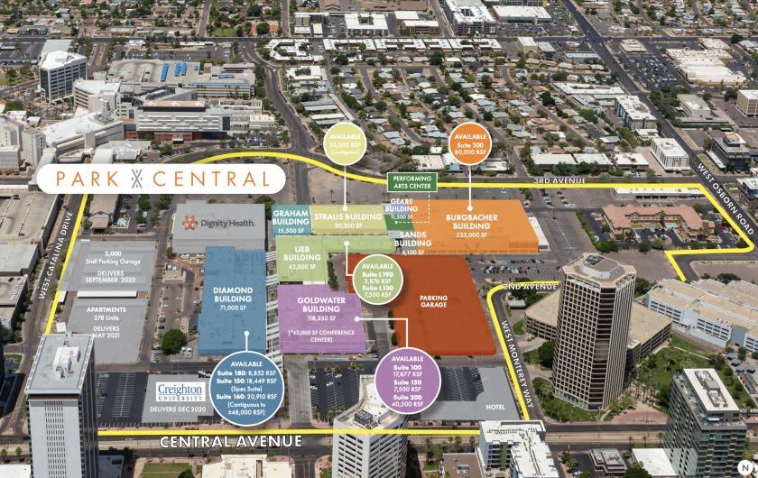 3110 North Central Avenue Phoenix, AZ 85012 - alt image 3
