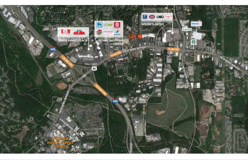 3911 New Bern Avenue Raleigh, NC 27610 - alt image 3