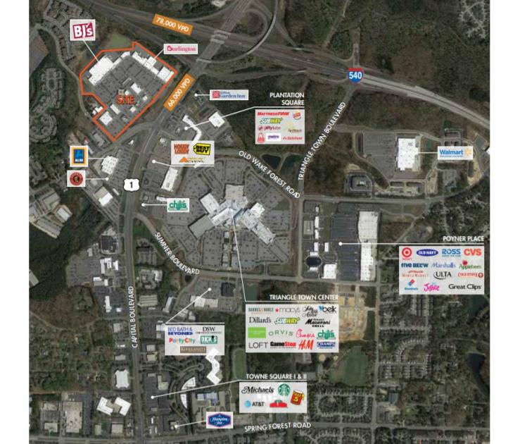 6461 Plantation Center Drive Raleigh, NC 27616 - main image