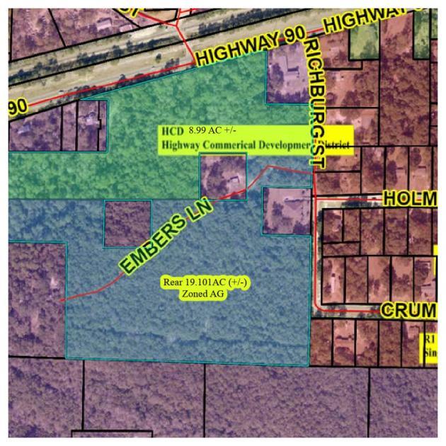 7501 U.S. 90 Milton, FL 32583 - main image