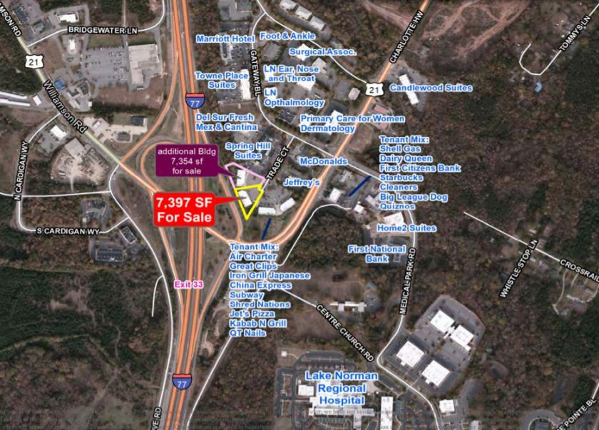 124 Trade Court Mooresville, NC 28117 - main image