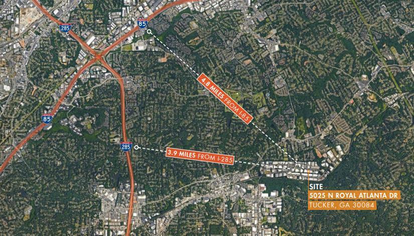 5025 North Royal Atlanta Drive Tucker, GA 30084 - alt image 2