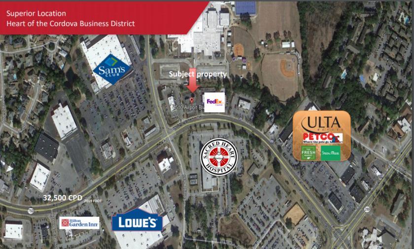 1510 Airport Boulevard Pensacola, FL 32504 - alt image 4