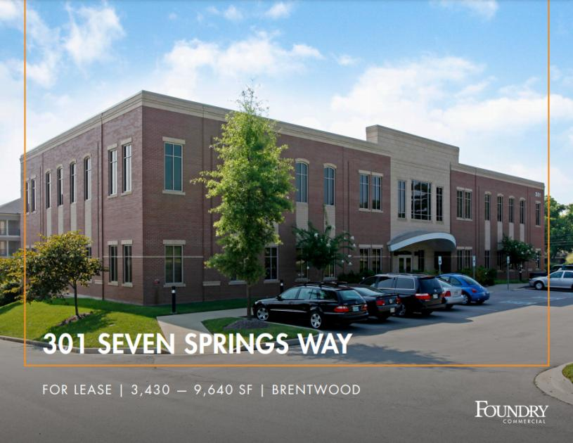 301 Seven Springs Way Brentwood, TN 37027 - main image