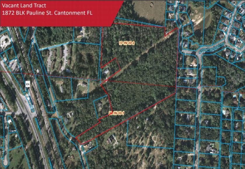 1872 Pauline Street Cantonment, FL 32533 - main image