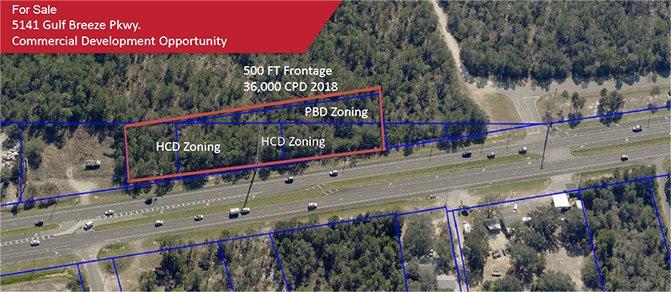 5141 Gulf Breeze Parkway Gulf Breeze, FL 32563 - main image
