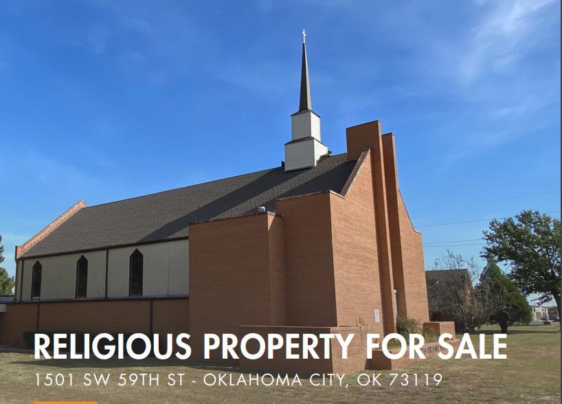 1501 Southwest 59th Street Oklahoma City, OK 73119 - main image