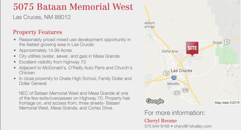 5075 Bataan Memorial Las Cruces, NM 88012 - alt image 2